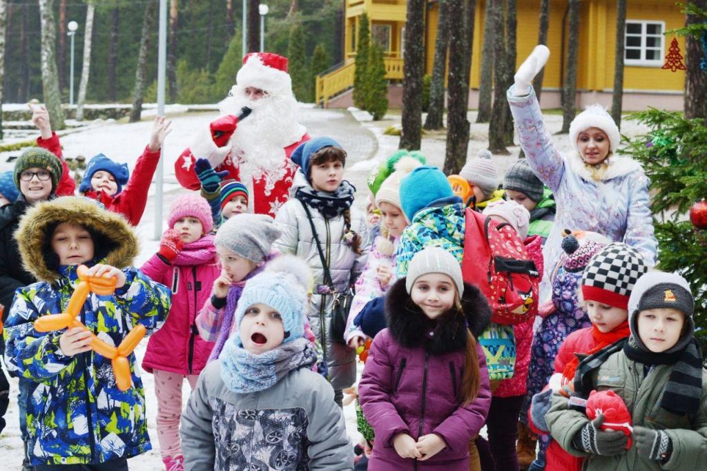 новогодние туры для школьников