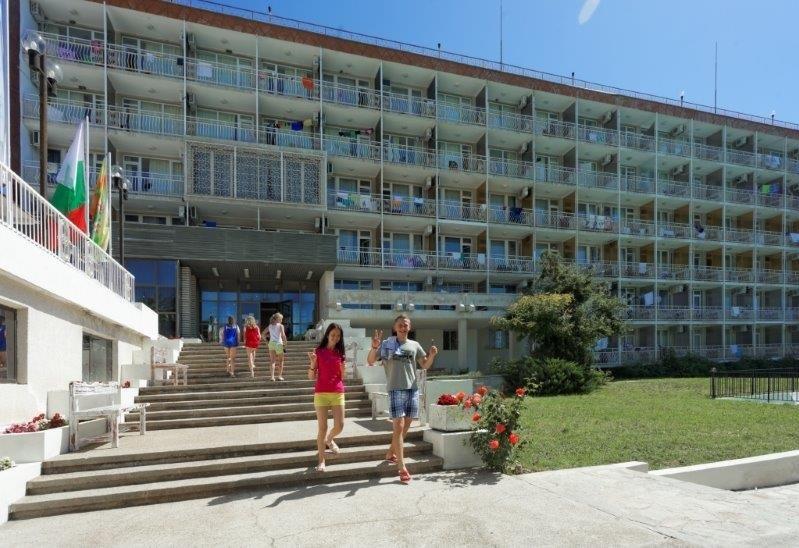 Молодежный отдых в Болгарии